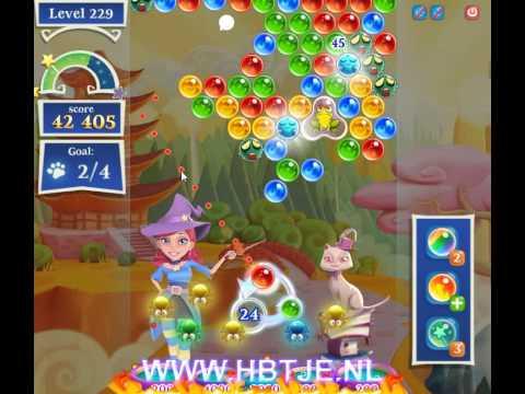 Bubble Witch Saga 2 level 229 (new)