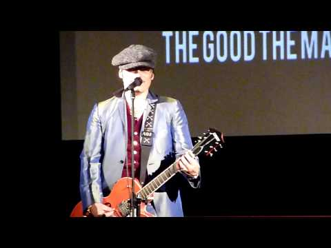 Adam Ant - Cleopatra Acoustic - Phoenix Cinema - East Finchley 08/08/2011