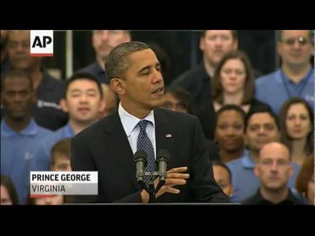 Obama on Economy: 'Better Days Ahead'