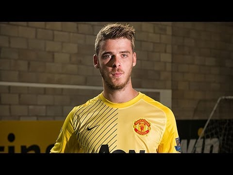 David de Gea - Why Rafael Nadal is my favourite-ever athelete