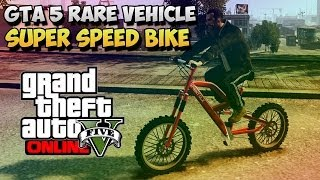 "GTA 5 Glitches Get Super Fast Bike Online ""GTA 5"