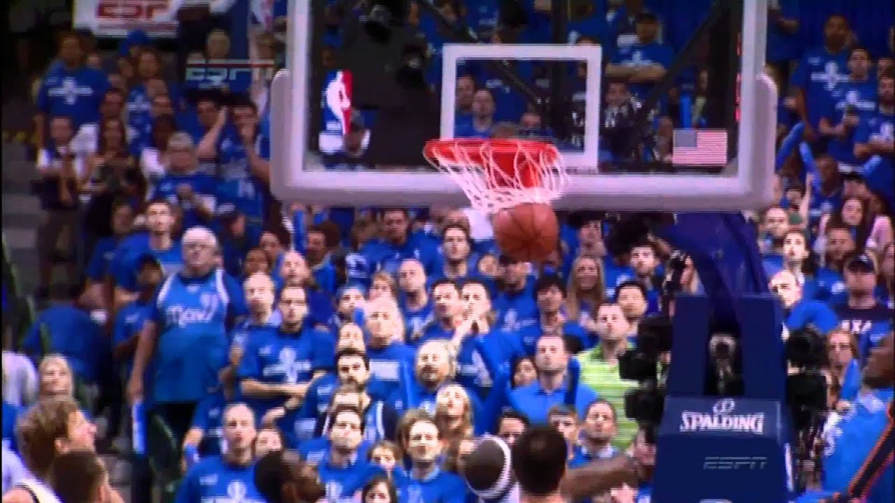 Kevin Durant Dunk On Josh Smith