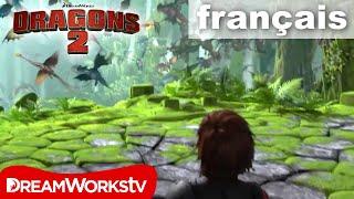 Dragons 2 - Extrait Le Sanctuaire Des Dragons