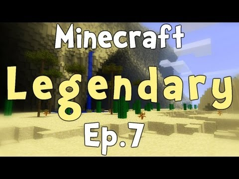"Minecraft: Super Hostile Legendary - Ep.7 "" Nothing But Bad... """