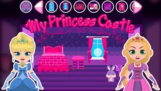 My Princess Castle Doll House Game For IPhone And Android