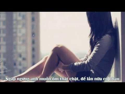 Xem Nhau Là Dĩ Vãng - Trần Hoàng Anh Ft. Phan Mạnh Quỳnh [Video Lyric HD]