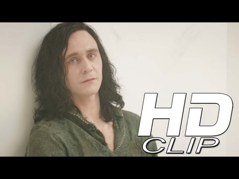 "THOR: THE DARK WORLD ""When Do We Start?"" Official Clip"