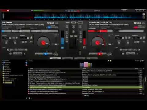 Virtual DJ Mix Electro DJ Eduardo PAdilla