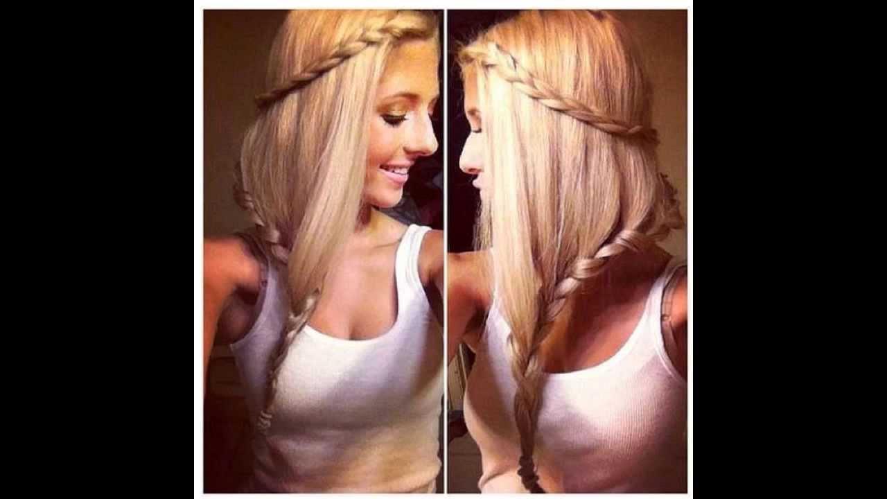 Peinados de moda trenzas chongos mo os trendy hairstyles 2 - Peinados de trenzas modernas ...