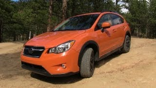 2013 Subaru XV CrossTrek Off-Road Drive & Review videos