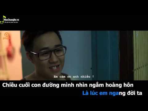[Karaoke Beat Chuẩn] Dấu mưa Official - Trung Quân Idol
