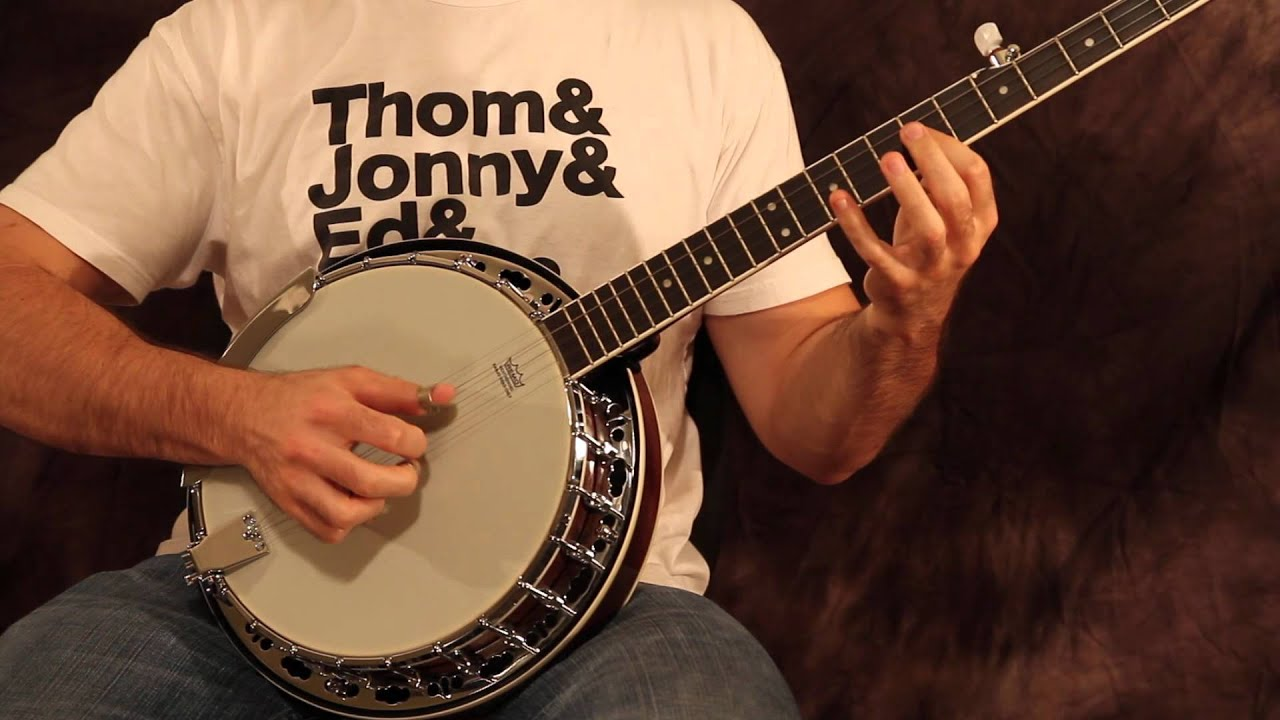 Mumford and Sons u0026quot;Awake My Soulu0026quot; Banjo Lesson (With Tab) - YouTube