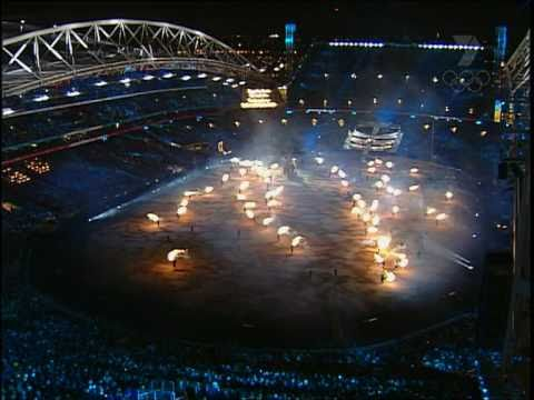 Sydney 2000 Opening Ceremony Part 06 Tin Symphony (1)