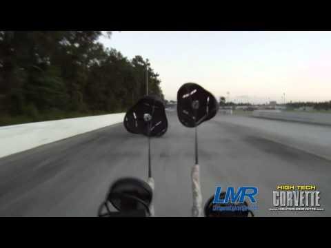 Steering Wheel Falls Off Race Car (short version)