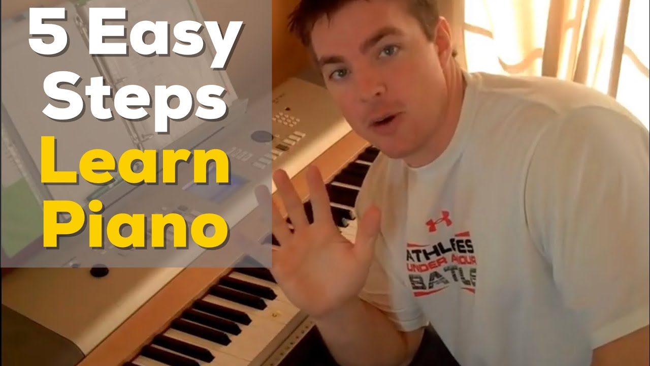 Learn Difficult Piano Songs Without a Piano Teacher ...