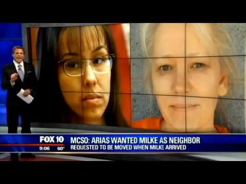 Jodi Arias May Be Worried About Death Row -- Requested Ex-Death Row ...