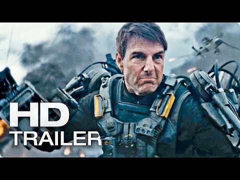 EDGE OF TOMORROW Offizieller Trailer Deutsch German | 2014 Tom Cruise [HD]