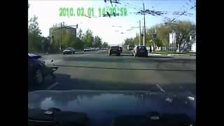 Подборка ДТП с видеорегистраторов 44 \ Car Crash compilation 44