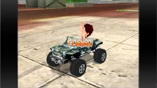 Cartoon Network: Formula Cartoon Racers BETA Walkthrough