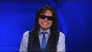 Tommy Wiseau Spills on THAT Golden Globes Moment with James Franco