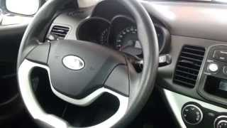 Interior Kia Picanto Ion 2014 Video Review Caracteristicas