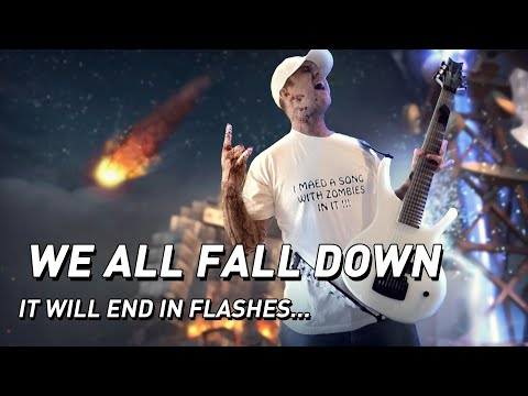"""Die Rise Easter Egg song """"We All Fall Down"""" - Call of Duty: Black Ops 2 Kevin Sherwood"""