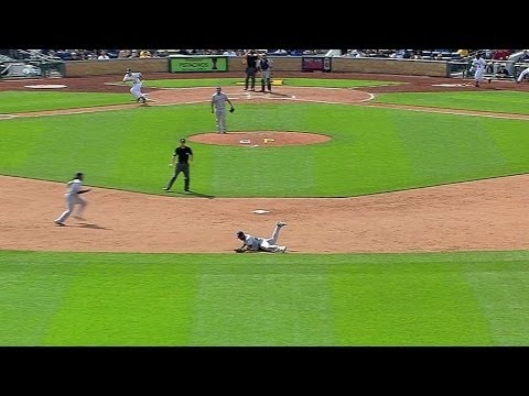 Jean Segura Saves The Game With Incredible Play