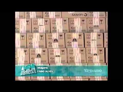 TV Diário: Nordeste Notícias - Carga roubada de R$ 1 milhão é recuperada em Icó [2013]