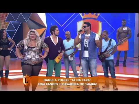 legendarios Thaís Carla tenta dançar diversos ritmos no Desafio Legendário 18 01 2014 mircmirc