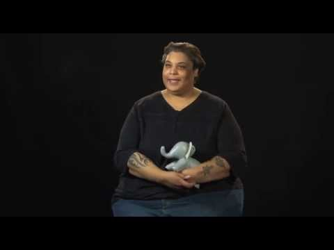 Roxane Gay introduces BAD FEMINIST