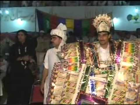 Bannu Domel Asmatullah umarzai wedding part 1