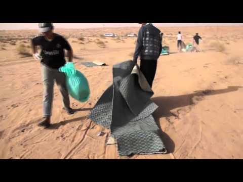مشروع خدمة البيئة الكشفي بمحافظة عنيزة