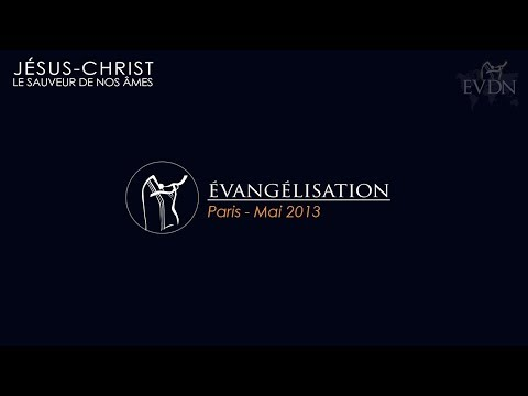 JÉSUS CHRIST EST DIEU (1er Mai 2013)
