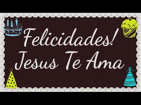 Mensagem Feliz Aniversário - Gospel