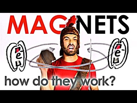 Science Magnets - Magazine cover