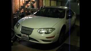 1999 Chrysler 300M Battery Location