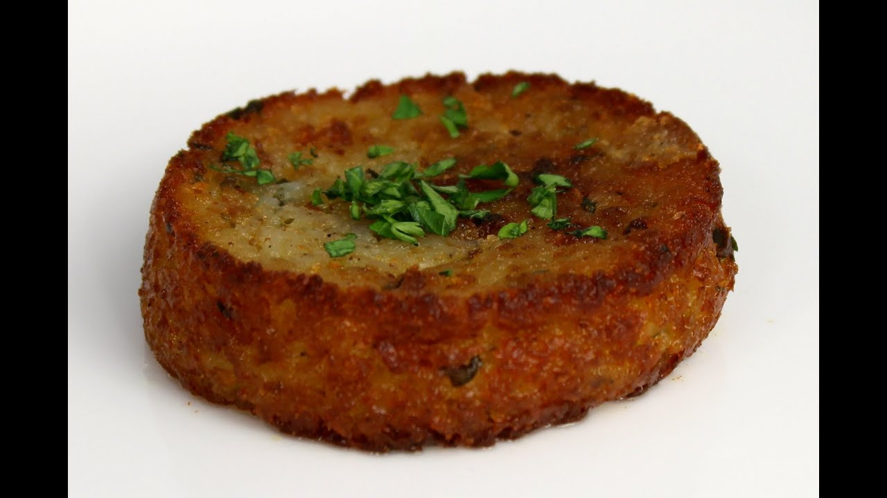 Pommes de Terre Macaire - Crispy Mashed Potato Cake - How to - Potato ...