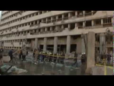 Egypt violence: Deadly blasts hit police in Cairo