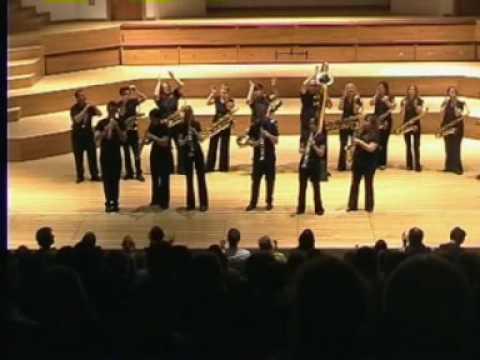 Shetland Sequence – National Saxophone Choir