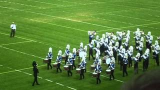 WMC 2013 Pattaya City Drum & Bugle Corps - Thailand
