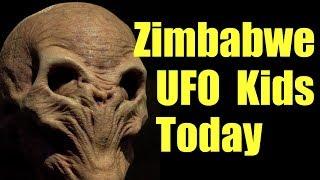 The Zimbabwe Incident (Zimbabwe UFO Kids TODAY)