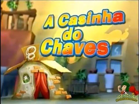 Chaves em Desenho Animado - 24 - A casinha do Chaves - TLN