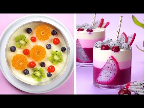 Most Satisfying Jelly Decorating 😍 How to Make Cake Recipes | Tasty Cake Decorating Ideas