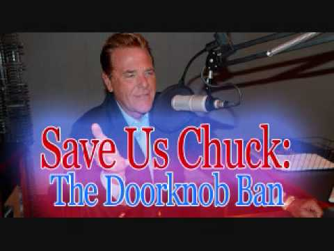 Save Us Chuck - The Doorknob Ban