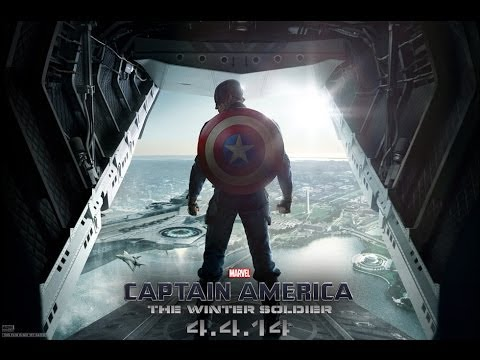 Action & Adventure - CAPTAIN AMERICA: THE WINTER SOLDIER - TRAILER | Chris Evans, Scarlett Johansson