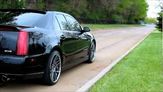 Cadillac STS Review - Kelley Blue Book videos
