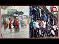 Mumbai Metro Rain Blamed For Mumbai Stampede