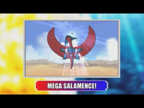 More Mega-Evolved Pokémon Set for Pokémon Omega Ruby and Pokémon Alpha Sapphire!,