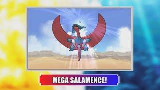 More Mega-Evolved Pokémon Set For Pokémon Omega Ruby And