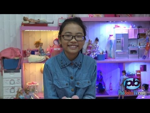 Ca sĩ nhí Phương Mỹ Chi hát tặng khán giả hâm mộ ở Mỹ